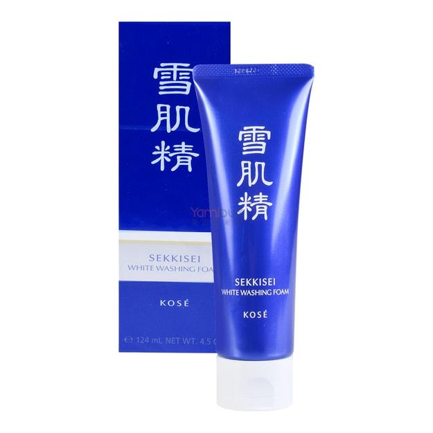 商品详情 - 日本KOSE高丝 雪肌精 净透洗颜乳 124ml - image  0