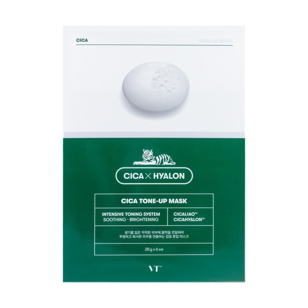 Product Detail - VT COSMETIC Cica Tone Up Mask 1pcs - image 0