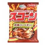 KOIKEYA Japanese BBQ Corn Cracker 80g