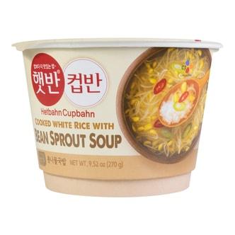 韩国CJ希杰 速食豆芽汤饭 270g