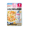 PIGEON Food Education Recipe Japanese Dishes Of Fish Paste 80g
