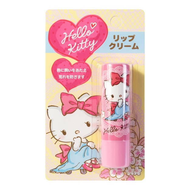 Product Detail - 【Clearance】Hello Kitty Ribbon Lip Cream-Lace - image 0