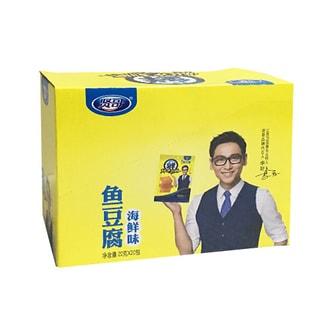 贤哥 鱼豆腐 海鲜味 440g 江苏卫视著名主持人李好代言