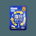 日本KABAYA 盐分补充糖 90g