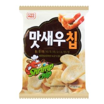 韩国COSMOS 美味鲜脆虾片 25g