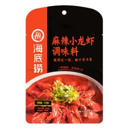 HAIDILAO Spicy Crawfish Sauce 170g