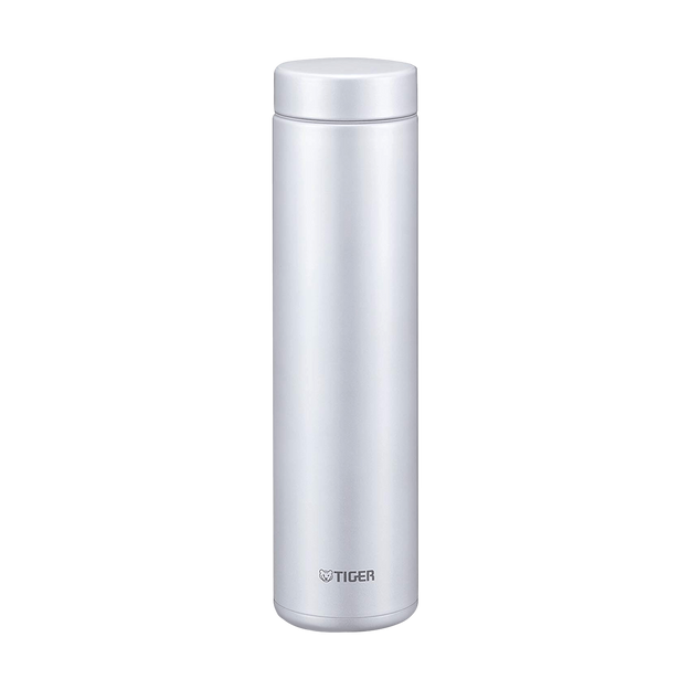 Product Detail - TIGER Stainless Steel Vacuum Insulated Thermal Bottle Mug #Ice White 600ml MMZ-A601 - image 0