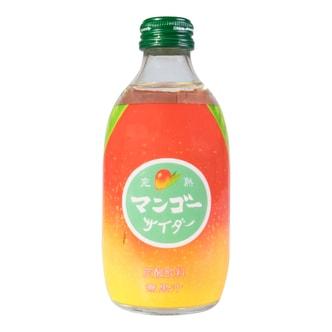 日本TOMOMASU 芒果味汽水 300ml
