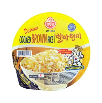 OTTOGI Cooked Brown Rice 210g