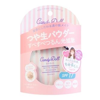 CANDY DOLL White Pure Powder #Shiny 10g