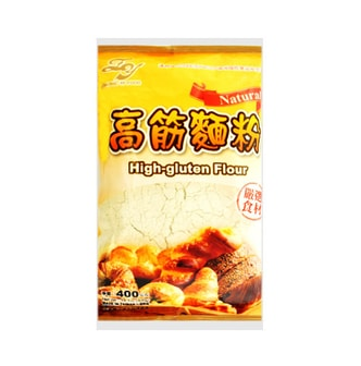ZHONGYI Wheat Flour High 400g