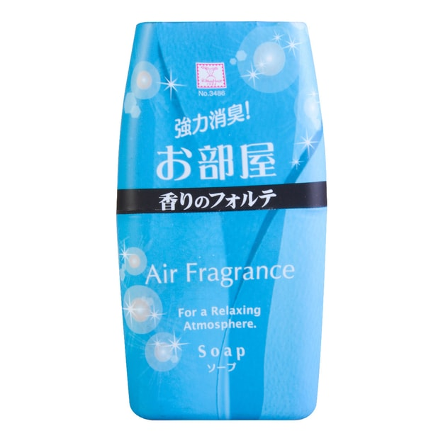 Product Detail - KOKUBO Room Air Fragrance Deodorizer Soap 200ml - image 0