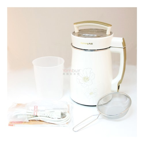 [Limited Offer] JOYOUNG Soymilk Maker DJ13U-D08SG