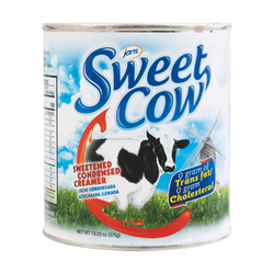 JANS Sweet Cow Sweet'd Condensed Milk 375g