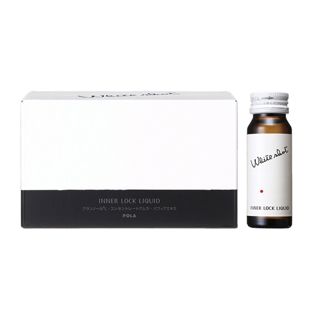 日本POLA WHITE SHOT 美白口服液 IXS 10瓶入 300ml 怎么样 - 亚米网