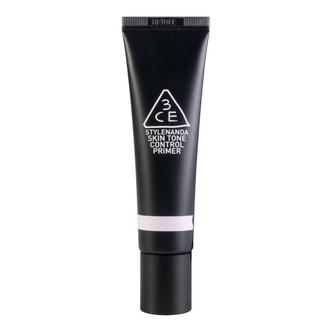 韩国3CE 保湿控油妆前隔离乳 #纯净紫色 30ml