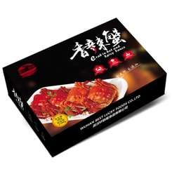 JACK&KING Spicy Mitten Crab 500g
