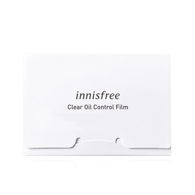 Product Detail - INNISFREE Clear Oil Control Film 50PCS - image 0