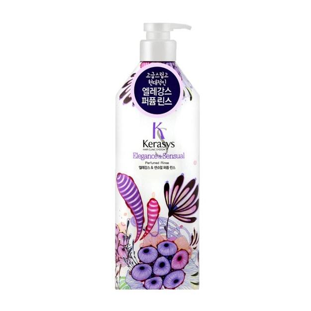 Product Detail - AEKYUNG KERASYS Elegance&Sensual Perfumed Conditioner 600ml - image 0