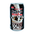 台湾红牌 黑糖珍珠奶茶 350ml