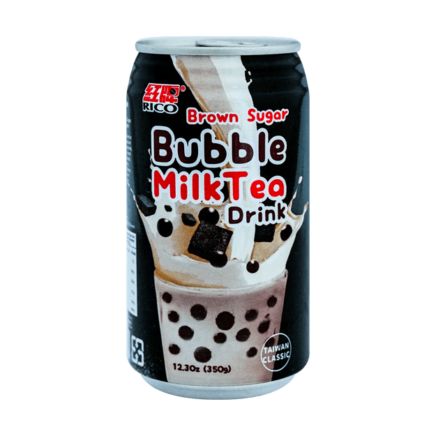 Product Detail - Bubble Milk Tea Drink Brown Sugar 350ml - image  0