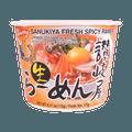 日本SHIRAKIKU赞岐屋 日式拉面碗面 辣味 175g