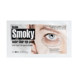 THE ORCHID Smoky Under Youth Eye Patch