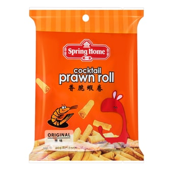 Spring Home Cocktail Prawn rolls 50g