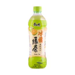 MASTER KONG Bilberry Fresh Vitality Green Tea 500ml
