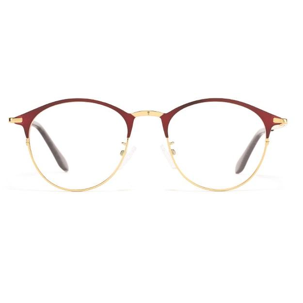 Product Detail - DUALENS Digital Protection Eyeglasses  Red DL72119 C3 - image 0