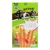 WANT WANT Biscuit Roll Coconut Milk Flavor 60g