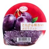 日本TARAMI 味系列葡萄果肉果冻 210g