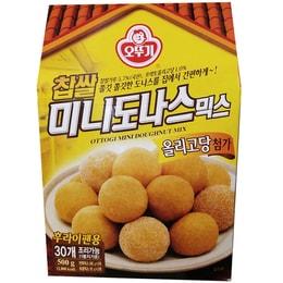 韩国OTTOGI不倒翁 迷你甜甜圈面包预拌粉 500g