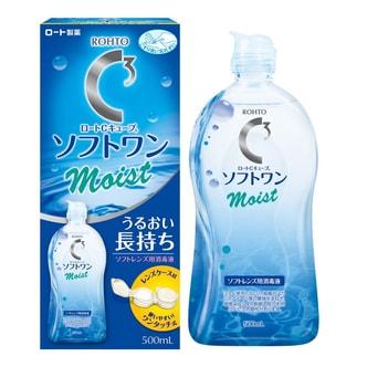 ROHTO C3 Eye Wash Soft One Moist  500ml