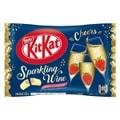 DHL直发【日本直邮】日本名菓 KIT KAT限定系列 香槟草莓口味巧克力威化 12枚装