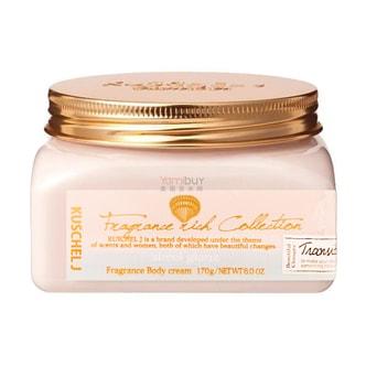 KUSCHEL J Fragrance Body Cream #Sheel Glanz 170g