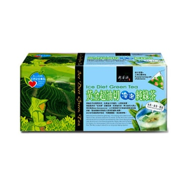 AWASTEA Ice Diet Green Tea 18bags