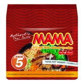 泰国MAMA妈妈 炖牛肉味方便面 5连包 300g