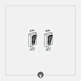 @BECOME Original Tattoo Stickers Switch Three Piece