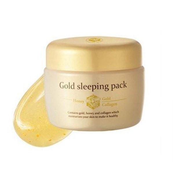 Product Detail - JUTANHAK Gold Sleeping Mask 150ml - image  0