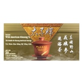 PRINCE OF PEACE Instant Wild American Ginseng Tea 60g*20bags