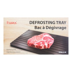 HANNEX Kitchen Convenient Defrosting Tray