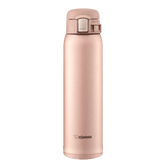 ZOJIRUSHI One Touch Stainless Steel Vacuum Thermal Bottle Matte Gold 600ml SM-SD60NM