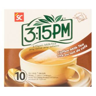 3:15PM Coffee Milk Tea 10Bags 200g