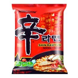 韩国NONGSHIM农心 速食辛拉面 120g