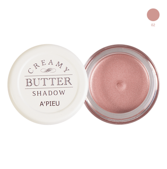 APIEU Creamy Butter Shadow #02 Ginger Rose