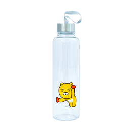 KAKAO Slim Water Bottle 500ml #Blue Ryan