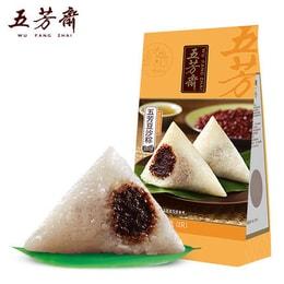 [中国直邮] WUFANGZHAI五芳斋润香豆沙粽子100克*2只嘉兴特产