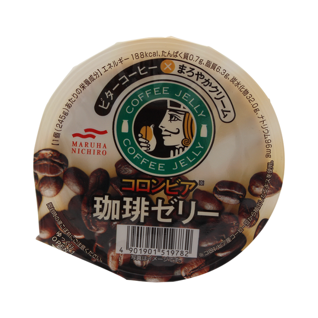 Product Detail - MARUHA-NICHIRO Columbia Coffee Jelly 245g - image 0