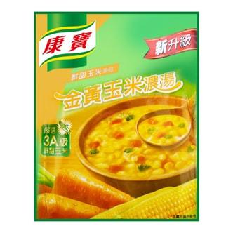 台湾康宝 鲜甜玉米系列 金黄玉米浓汤 57g